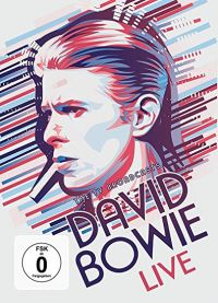 Cover David Bowie - Live - The TV Broadcasts [DVD]